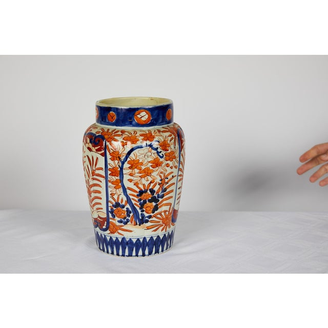 Early 20th Century Japanese Imari Vase For Sale In Atlanta - Image 6 of 12