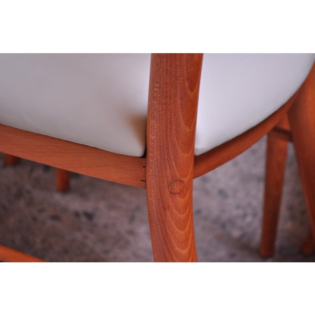 Stained Maple Dining Chairs by Paul McCobb for Perimeter - Set of 8 For Sale - Image 12 of 13