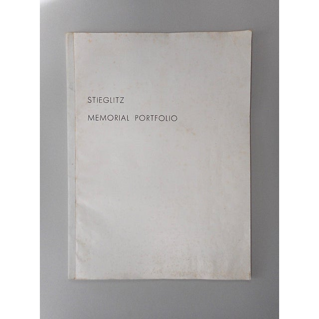 We just acquired a vintage mid 20th century ltd. edition portfolio by one of the all time great photographers, Alfred...