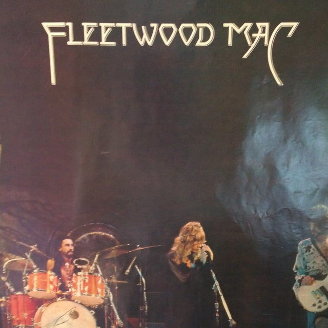 Contemporary Vintage Fleetwood Mac Poster 1977 Germany Tour For Sale - Image 3 of 11