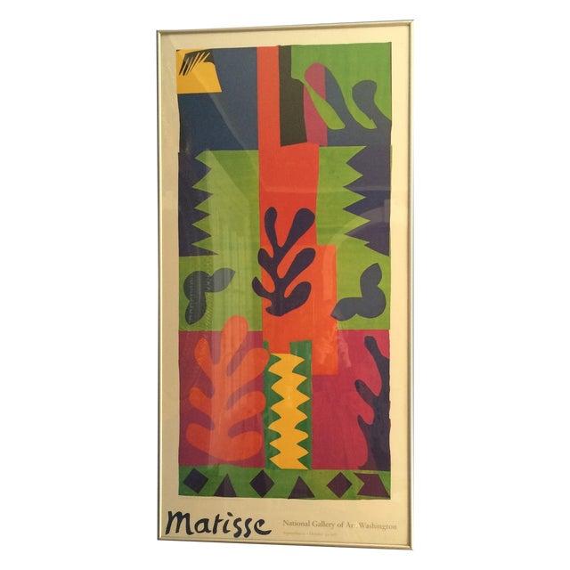 Framed Matisse La Vis, Poster 1977 - Image 1 of 7