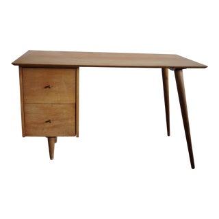 1960s Vintage Paul McCobb Desk