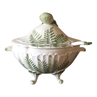 Chelsea House Large Soup Tureen For Sale