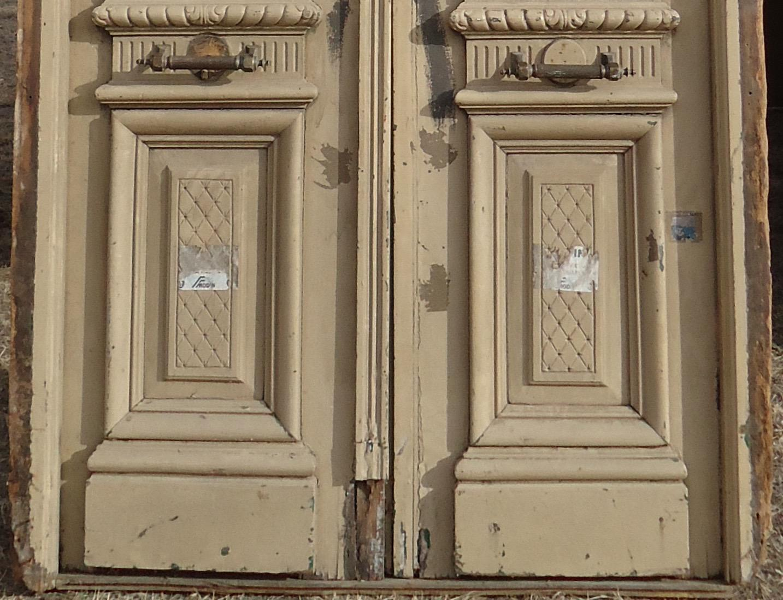 Antique Ornate South American Doors - A Pair - Image 2 of 11  sc 1 st  Chairish & Antique Ornate South American Doors - A Pair | Chairish