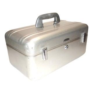 1950s Mid Century Halliburton Cinematographers Carry Case For Sale