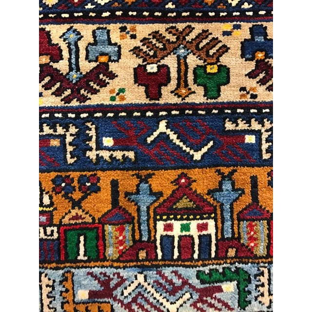 Turkish Vintage Yahyali Rug - 3'8'' x 7' - Image 4 of 6