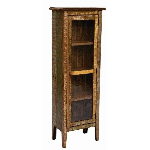 country reclaimed wood bookcase for sale image 3 of 3 - Reclaimed Wood Bookshelves