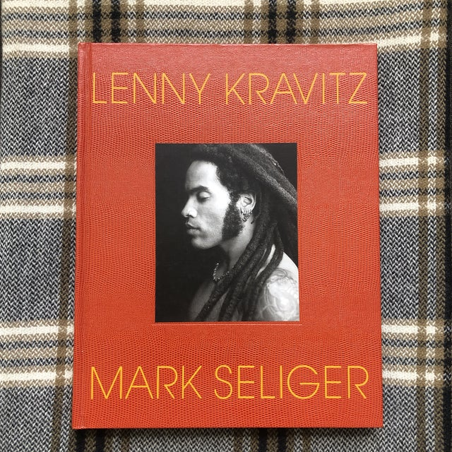 Paper Lenny Kravitz by Mark Seliger Hardcover Book For Sale - Image 7 of 7