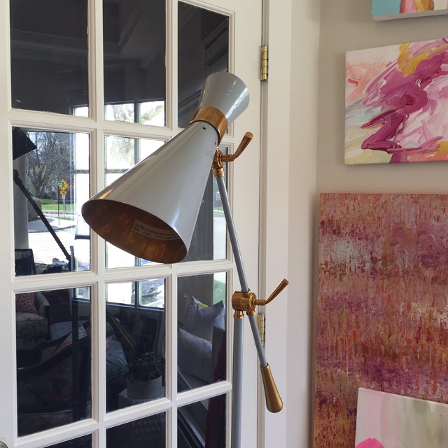 Bungalow 5 Wasp Floor Lamp For Sale In Boston - Image 6 of 12