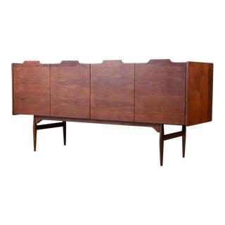 Walnut Six Drawer Dresser by John Caldwell for Brown Saltman