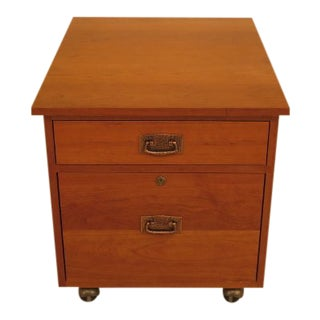 Stickley Mission Arts & Crafts Style Cherry File Cabinet