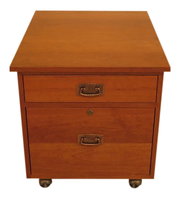 Stickley Mission Arts U0026 Crafts Style Cherry File Cabinet