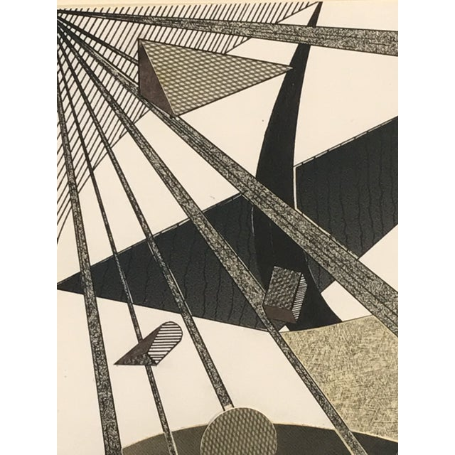 1960s Paul Smith Geometric Compilation For Sale - Image 5 of 9