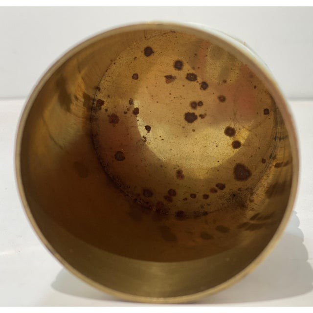 Vintage Trinket Box Mother-Of-Pearl For Sale In West Palm - Image 6 of 9