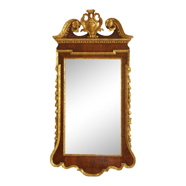 Mid 18th Century George II Pier Glass For Sale
