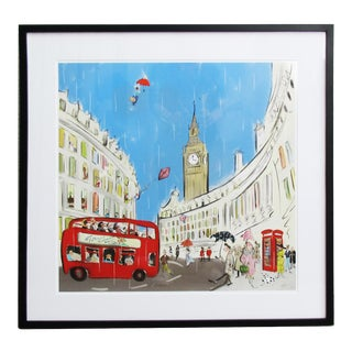 Tug Rice Cities Collection: London Drawing For Sale