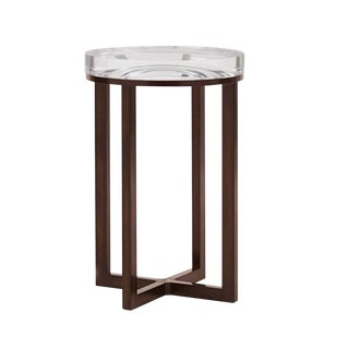 Caracole Depth Perception Side Table For Sale