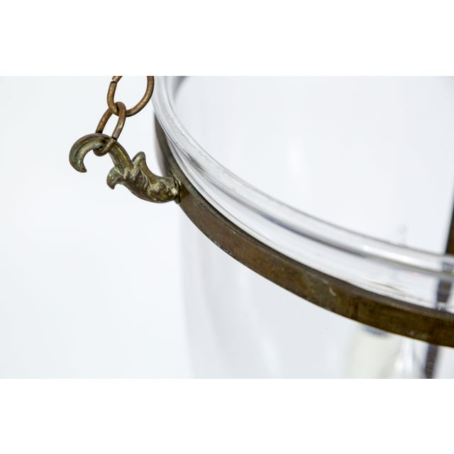 Traditional Late 19th Century English Bell Jar For Sale - Image 3 of 11