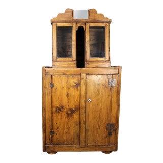Antique Italian Cupboard For Sale