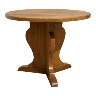AXEL EINAR HJORTH Occasional Table Nordiska Kompaniet ca. 1930 For Sale
