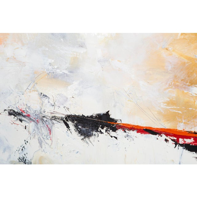 """Contemporary Nicholas Kriefall, """"The Line Was Crossed"""" For Sale - Image 3 of 6"""