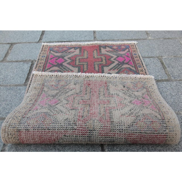 "Tribal Village Carpet - 3' x 1'8"" - Image 9 of 10"