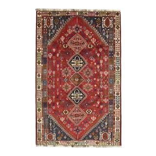 Tribal Persian Qashqai Rug For Sale