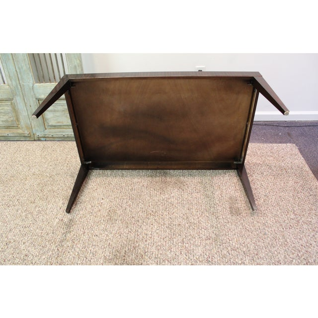 Mid Century Danish Modern Rosewood Coffee Table - Image 10 of 10