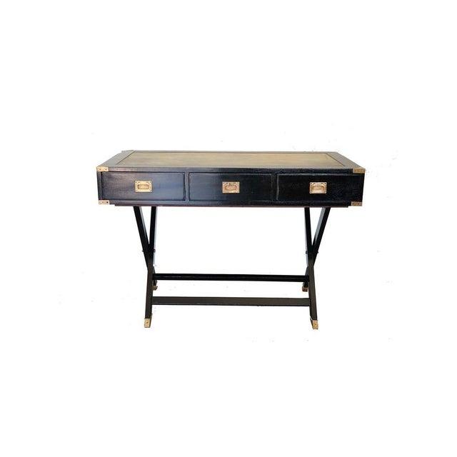 Mid-Century Italian Desk/Console For Sale - Image 9 of 9