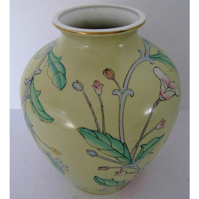 Ceramic Ginger Jar Vase - Image 5 of 6