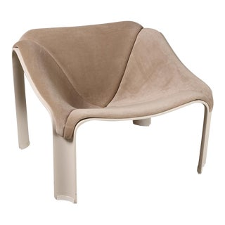 1960s Pierre Paulin F300 Lounge Chair for Artifort For Sale