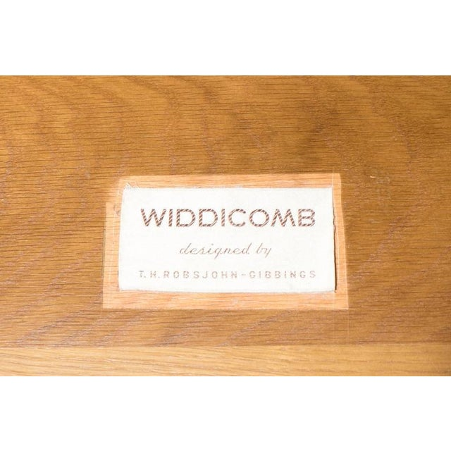 1950s Sophisticated Mid-Century High Chest by Robsjohn-Gibbings for Widdicomb Company For Sale - Image 5 of 8