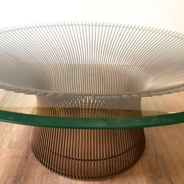 1960s Warren Platner for Knoll Coffee Table For Sale - Image 9 of 11