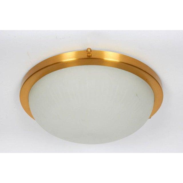 Atelier Jean Perzel Perzel Ceiling Fixture For Sale - Image 4 of 4