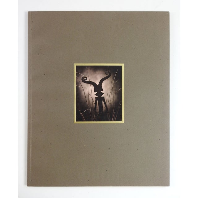 Objects of Myth and Mystery by Corson Hirschfeld. Self published, 1995. Softcover portfolio of photographs. Includes the...
