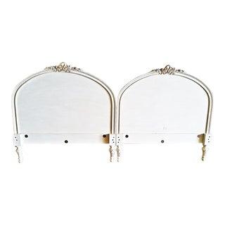 1920s Louis XVI Headboards - a Pair For Sale