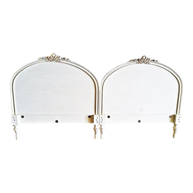 1920s Louis XVI Headboards - a Pair For Sale