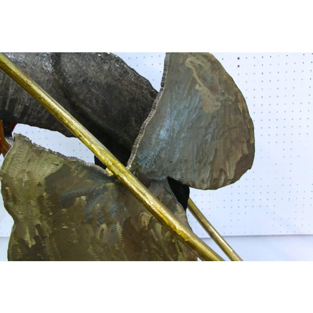 Abstract Large Impressive Arthur Gibbons Sculpture For Sale - Image 3 of 12