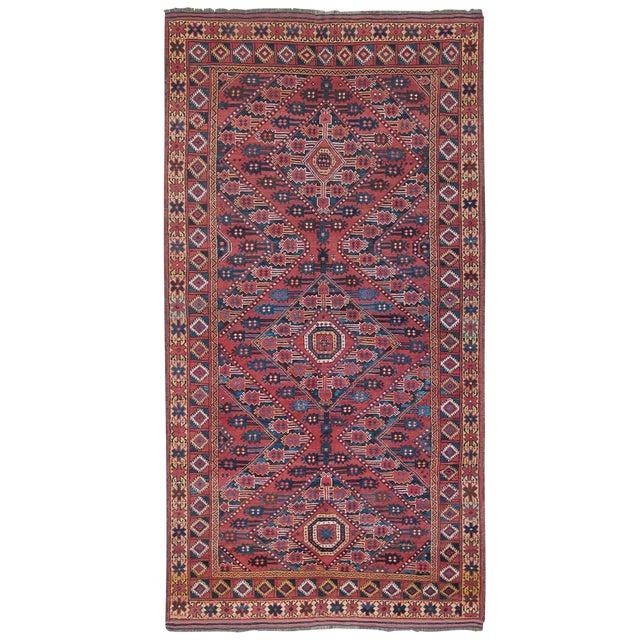 Antique Beshir Turkmen Rug For Sale