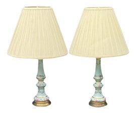 Image of Capodimonte Lamps