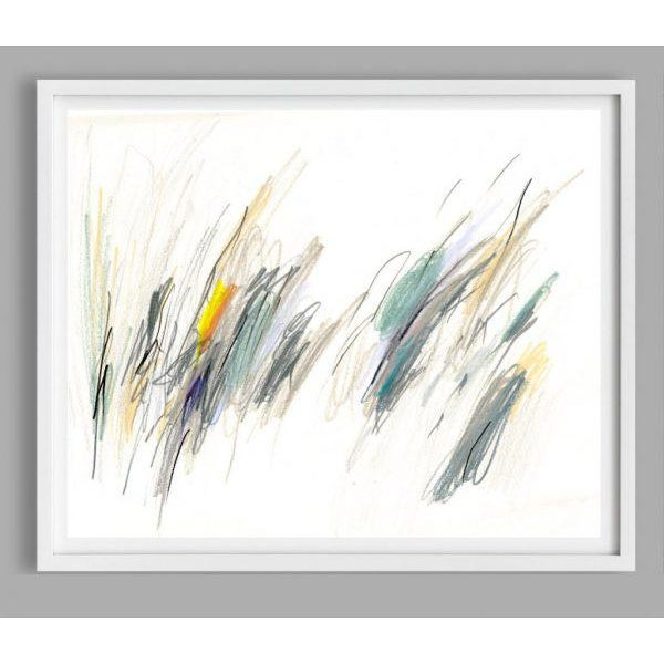 Printed on 100% cotton archival somerset velvet paper. Framed pieces are floated in a shadowbox frame.