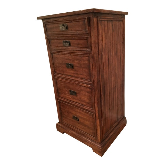 Antique Bausman & Company Inc Media Cabinet - Antique Bausman & Company Inc Media Cabinet Chairish