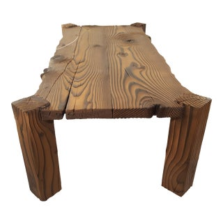 Deva Coffee Table
