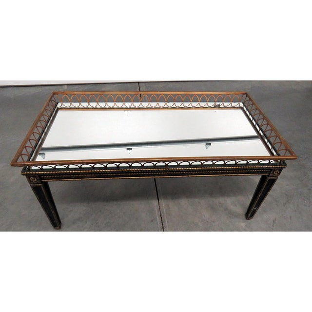 Early 20th Century Directoire Style Coffee Table For Sale - Image 5 of 9