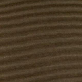 Sample, Suzanne Tucker Home Taylor Cotton Silk Ottoman Fabric in Cocoa For Sale