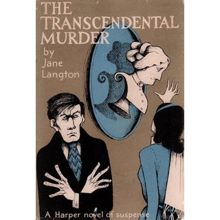 """1964 """"The Transcendental Murder"""" Collectible Book For Sale"""