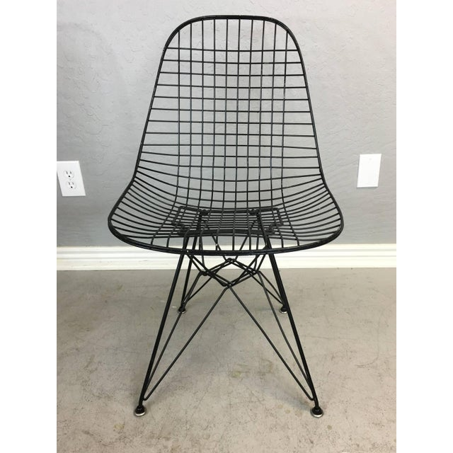 Charles and Ray Eames Dkr5 Eiffel Base Chairs - Four Available - Image 5 of 5