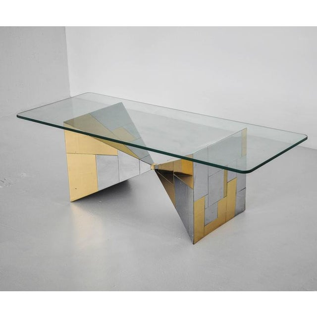 Paul Evans Cityscape Coffee Table - Image 3 of 8