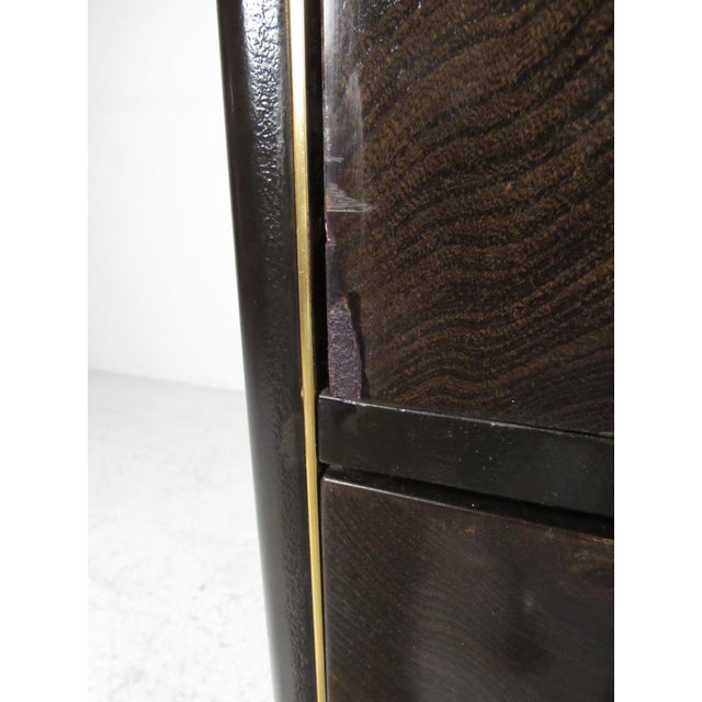 Mid-Century Modern Chiffonier by Bernhard Rohne For Sale - Image 10 of 13