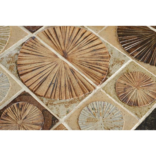 Tue Poulsen Tile Coffee Table - Image 8 of 10